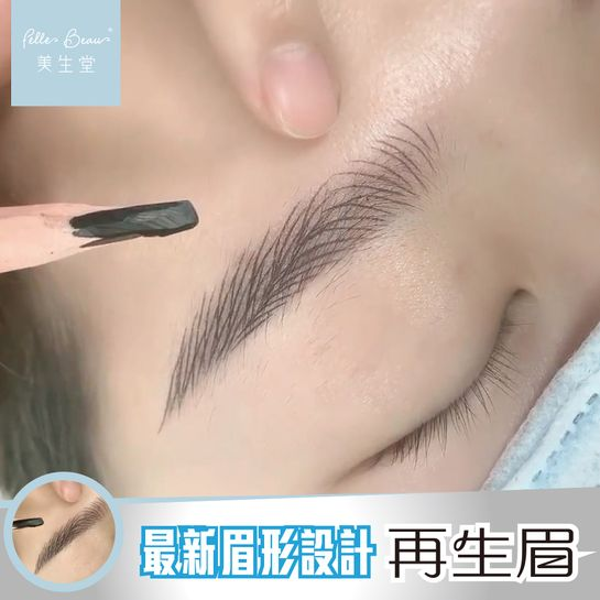 2020 New Design - Reborn Eyebrow