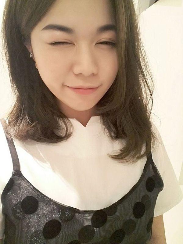 Internet celebrity Wymma  Celebrity Fog Eyebrow+Korean 3 minutes Eyeliner Half year sharing