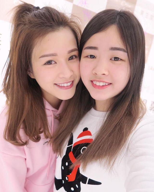 Renee Li 李蔓瑩 姐妹