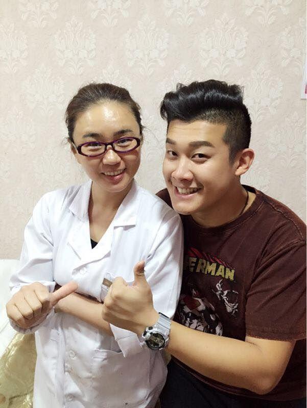 哈哈..今次係TVB十年前的遊戲節目《一擲千金》的一蚊雞先生阿Joe