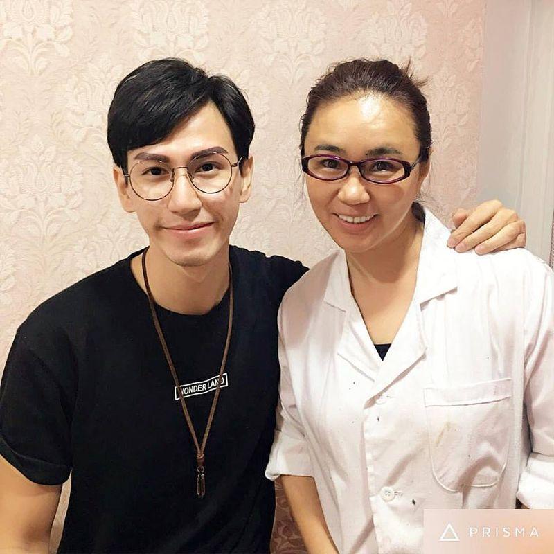 感謝TVB藝員Kelvin袁鎮業的信任及讚賞